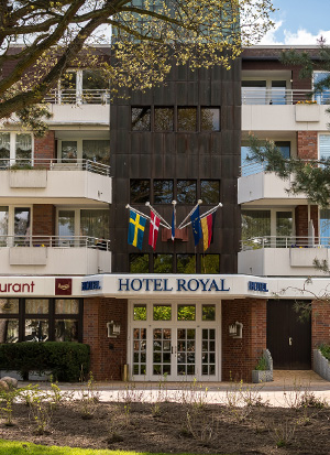 The Hotel Royal Timmendorf