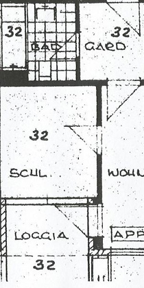 Holiday Apartment 32 - Layout